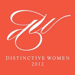 Distinctive Women 2012