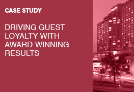 Case Study: Driving Guest Loyalty with Award-winning Results