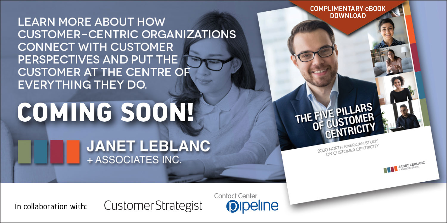 COMING SOON! Complimentary ebook download: The Five Pillars of Customer Centricity